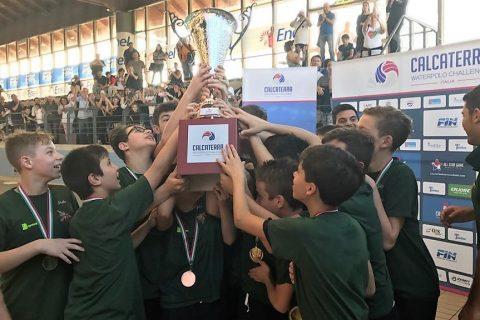 L' U13 vince il Ccarcaterra