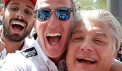 Negri e Renzuto Iodice MotoGP con Campinati